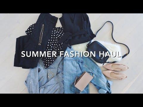 Summer Essentials Fashion Haul 2018 | LookMazing