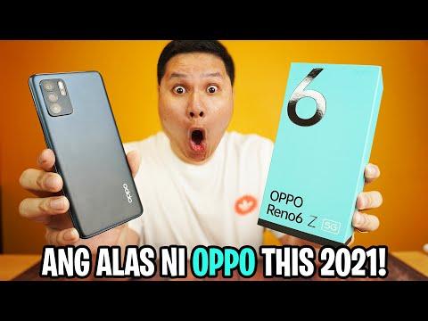 OPPO RENO6 Z (5G) - ANG ALAS NI OPPO THIS 2021!! #EveryEmotioninPortrait and #OPPOReno6