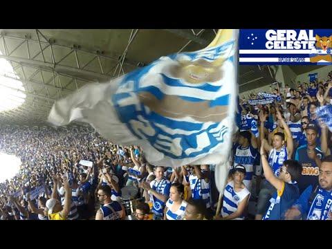 Geral Celeste - Um Gigante Incontestado - Torcida Fanáti-Cruz - Cruzeiro