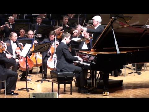 Чайковский. Концерт № 1 для ф-но с оркестром b-moll. Дмитрий Юдин