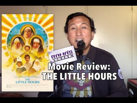 My Review Of 'THE LITTLE HOURS' | I Bust A Gut