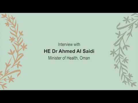 RC64: Interview with HE Dr Ahmed Mohammed Obaid Al Saidi, Minister of Health, Oman