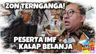 Video Peserta Pertemuan IMF Kalap Belanja Paket Wisata! Fadli Zon Pun Ternganga! MP3, 3GP, MP4, WEBM, AVI, FLV Oktober 2018