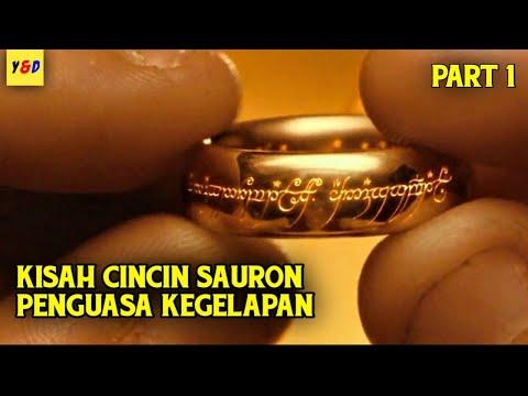 Kisah Cincin Sauron Penguasa Kegelapan - ALUR CERITA FILM The Lord Of The Ring