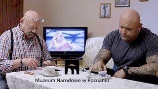 Pierwsza w Polsce reklama muzeum z jajem.