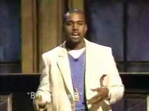 Bitter Sweet – Kanye West – Def Poetry