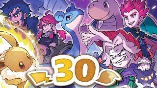 Pokémon Let's Go Pikachu & Eevee - Episode 30 | The Pokémon League! by Munching Orange