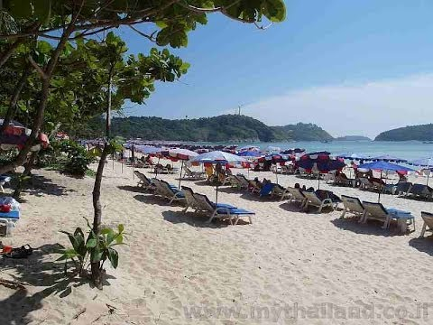 Phuket beaches – Part 1