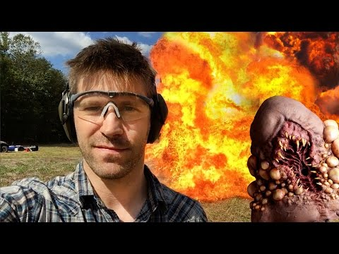 explosion - Go to http://www.xbox.com/sunsetoverdrive & vote to #BlowUpFizzie or #BlowUpMutants Come back here on Oct 28 for the results! Click here to subscribe: http://goo.gl/mZDvQ Twitter: http://www.Twit...