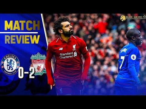 Liverpool 2-0 Chelsea || WE AREN'T ON LIVERPOOLS LEVELS...yet