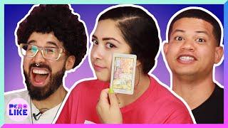 Video We Got Our Tarot Cards Read MP3, 3GP, MP4, WEBM, AVI, FLV Maret 2019