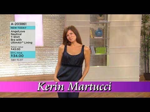QVC Model Kerin Martucci