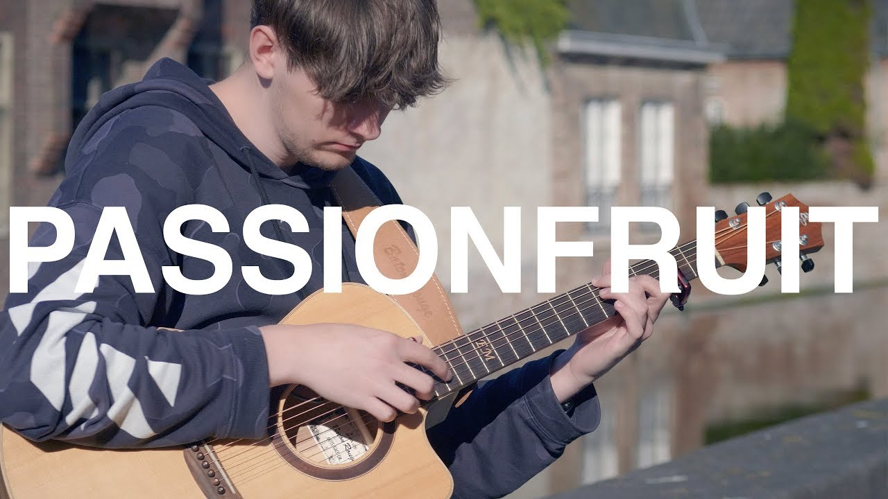 Passionfruit – Drake – Fingerstyle Guitar Cover