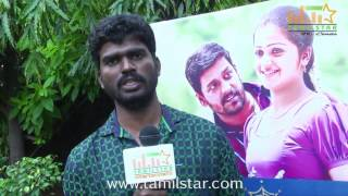 Mahendhiran at Kaadu Movie Audio Launch