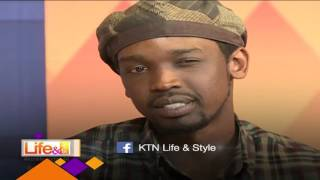 Life and Style: Spoken word artist with Mary Mwaniki 27th September 2016