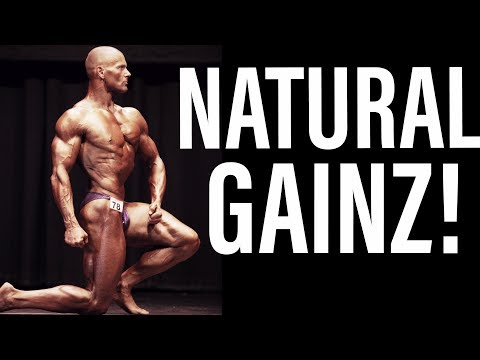 How Much Muscle Can You Gain NATURALLY? (The TRUTH!)