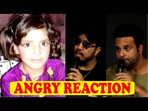 Mika Singh and Krishna Abhishek Angry Reaction On 8 Yrs Old Asifa RAPE and MURDER Case