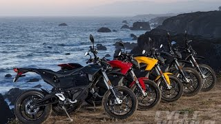 9. 2016 Zero Electric Motorcycle Lineup Grows And Goes Farther