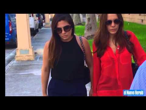 Familiares de ex ministro hondureño Yankel Rosenthal abandonan corte de Miami