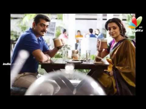 Shot - Ajith – Gautham Menon's next schedule will be shot across the Indo – Tibetan border. The team comprising producer AM Ratnam and a group of assistants of Gautham Menon have started the...