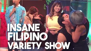 Video Insane Filipino Variety Show (Philippines) MP3, 3GP, MP4, WEBM, AVI, FLV Juni 2018