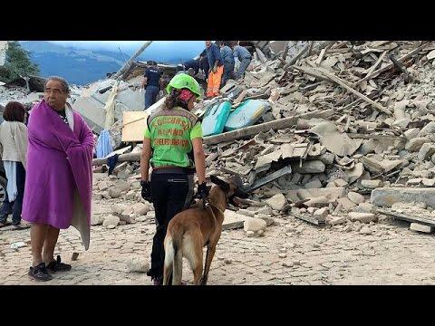 Ιταλία: Ισχυρή σεισμική δόνηση 6.4 Ρίχτερ στην Περούτζια