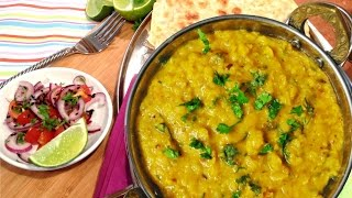 Pressure Cooker Daal Curry | Lentil Curry Recipe Video