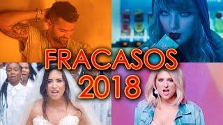 Video TOP 15 PEORES FRACASOS MUSICALES DEL 2018 | CANCIONES MENOS ESCUCHADAS | WOW QUÉ PASA MP3, 3GP, MP4, WEBM, AVI, FLV Agustus 2018