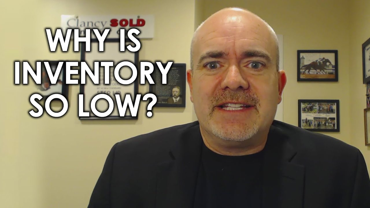 The Root Causes of Our Low Inventory