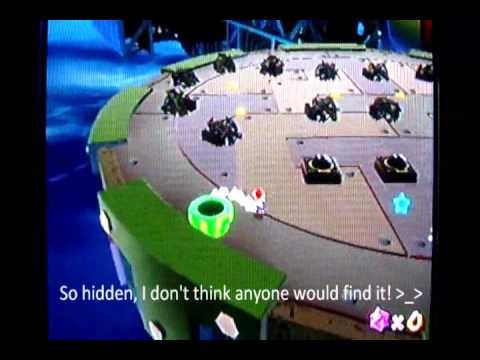 Super Mario Galaxy 121 Stars Walkthrough Part 54: Hot Steamin' Poo