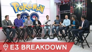 Pokémon GO: E3 News + Release Date Announced (Sort of...?) by Trainer Tips