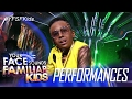 Your Face Sounds Familiar Kids: Sam Shoaf as MC Hammer - U Can't Touch This