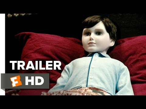 The Boy Official Trailer Starring Lauren Cohan