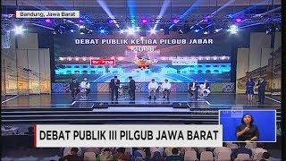 Video Debat Final Pilgub Jawa Barat Segmen 1: Pemaparan Program Kerja Cagub-Cawagub MP3, 3GP, MP4, WEBM, AVI, FLV September 2018