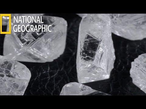 Documentario National Geographic : I super diamanti
