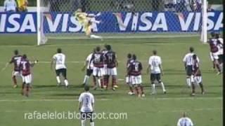 Corinthians X Flamengo - Melhores Momentos - Libertadores 2010.