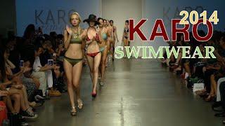 Karo Swimwear - Nolcha Fashion Week NY SS 2014