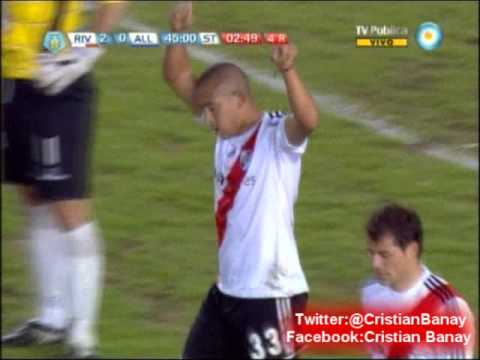 river - Los goles del partido con relato de Atilio Costa Febre River Monumental Radio 9 La deportiva Am 950.