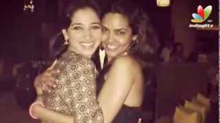 Tamannah gets a new friend in Bollywood - Esha Gupta | Hot cinema news | tamanna