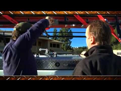 8252DAT Ladderlock Demonstration with Mike Rowe