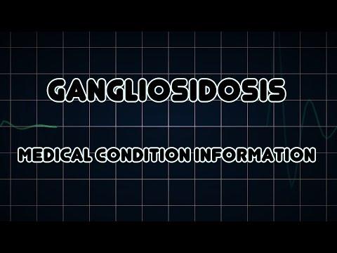 Gangliosidosis (Medical Condition)