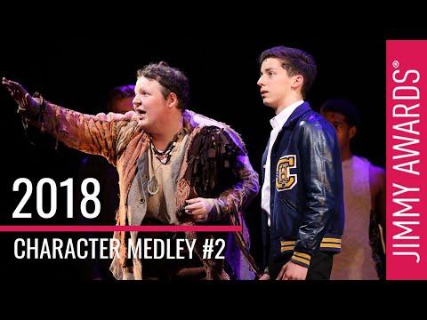 2018 Jimmy Awards Medley #2