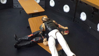Bray Wyatt hits a brutal Senton to Kane through the table at Backlash 2016. More ACTION on WWE EWWRESTLING : http://bit.ly/1KdZeaN Subscribe to EWW on YouTub...