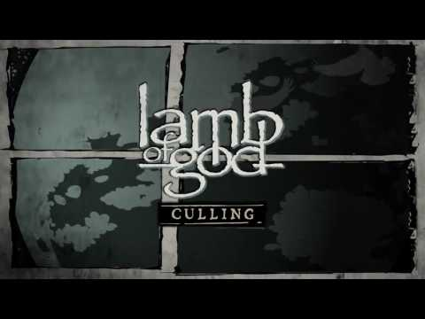 Lamb of God - Culling (Official Audio)
