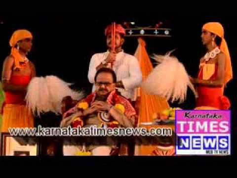 S P Balasubrahmanyam awarded at Alva's Virasat-2015