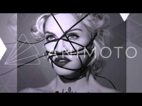 Tekst piosenki Madonna - Queen po polsku