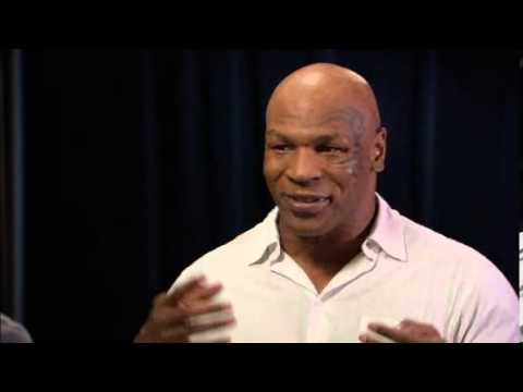 Full interview  Mike Tyson talks addiction with Matt Lauer