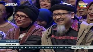 Video Kick Andy: Suara Hati Ahok (3) MP3, 3GP, MP4, WEBM, AVI, FLV April 2019