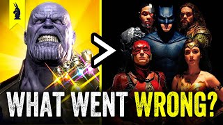 Video Justice League: What Went Wrong? (vs. Thanos & Infinity War) – Wisecrack Edition MP3, 3GP, MP4, WEBM, AVI, FLV Januari 2019