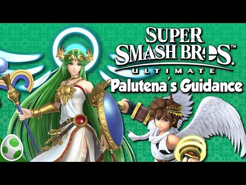 All Palutena's Guidance - Easter Eggs in Super Smash Bros. Ultimate - DPadGamer